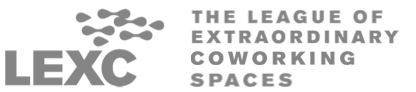 Axis Space is part of LEXC - The League of Extraordinary Coworkings